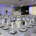 Birthday Party, All White Party, Elegant Party, Elegant Wedding