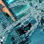 Tiffany Theme, Sweet 16, SBD Event Designs, SBD Events, Warehouse 300, Elegant Party,LA Event Decorator