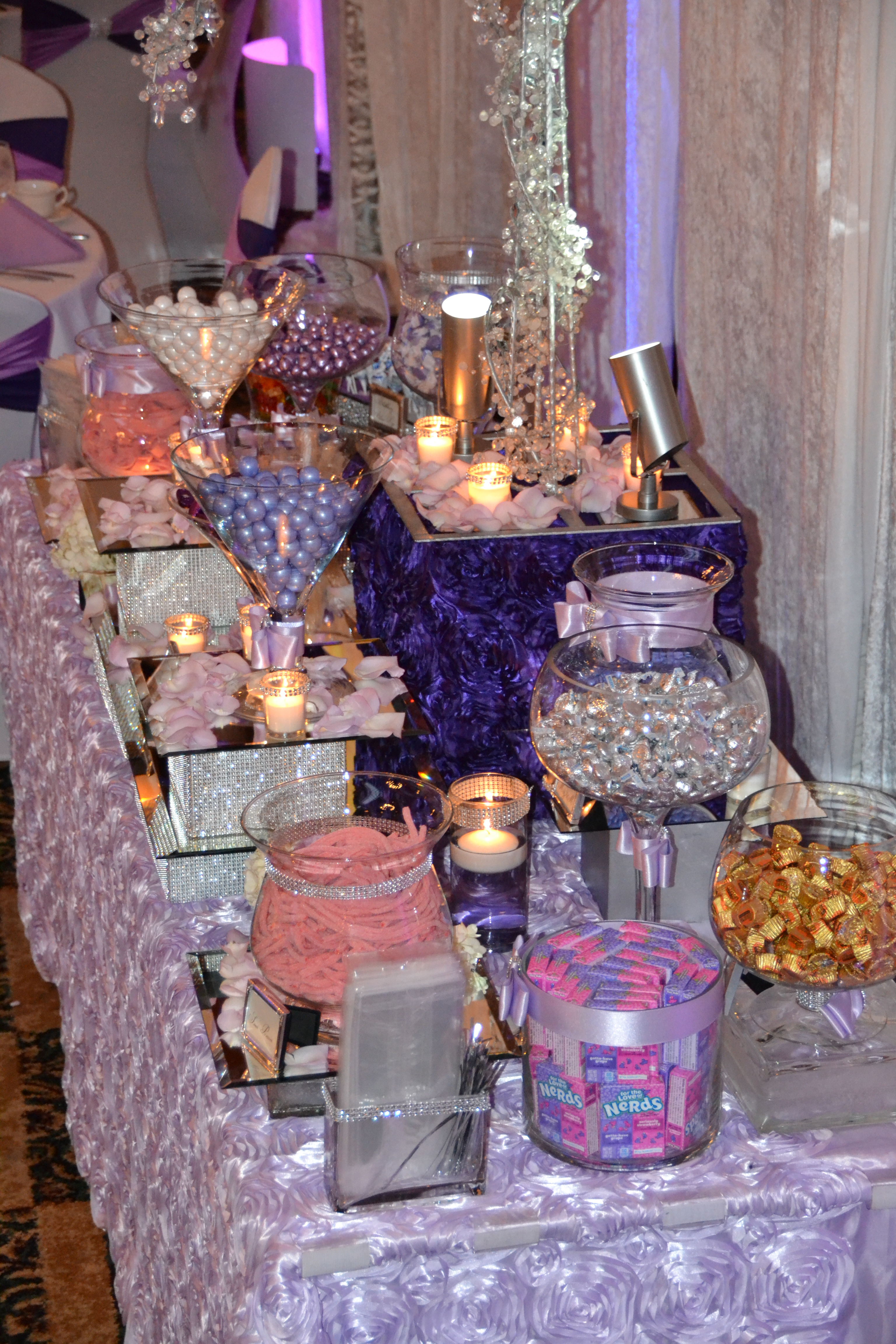 Candy Buffet Sbd Event Designs Los Angeles